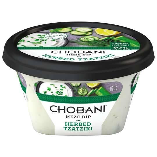 Chobani Meze Dip Herbed Tzatziki