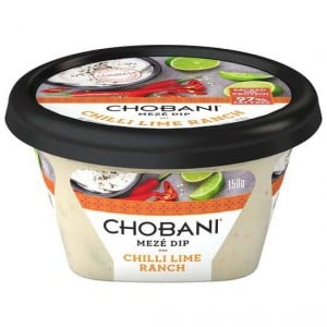 Chobani Meze Dip Chilli Lime Ranch