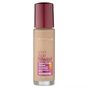 Maybelline New York Instant Age Rewind Foundation Creamy Natural