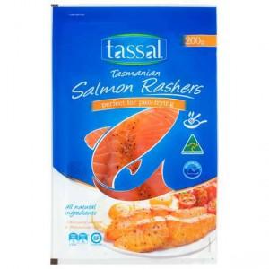 Tassal Salmon Rashers