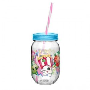 Zak Mason Jar Chiller Shopkins