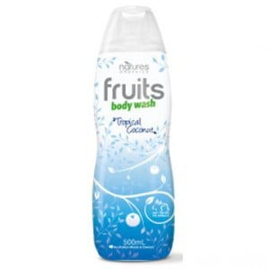 Fruits Tropical Coconut Body Wash