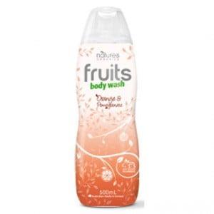 Fruits Orange & Pomegranate Body Wash