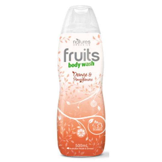 Fruits Orange & Pomegranate Body Wash