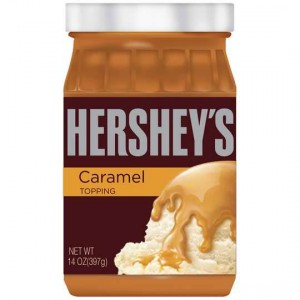 Hershey's Topping Classic Caramel