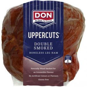 Don Ham Uppercuts Double Smoked