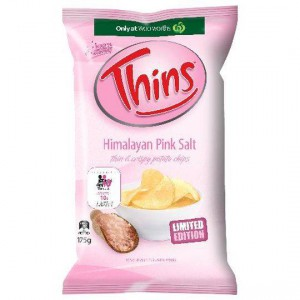 Thins Chips Share Pack Himalayan Pink Salt