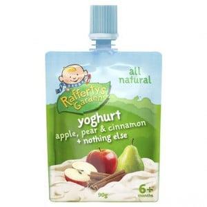 Rafferty's Garden Apple Pear Cinnamon Yoghurt