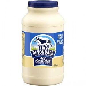 Devondale Thickened Cream