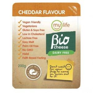 Bio Cheese Cheddar Block