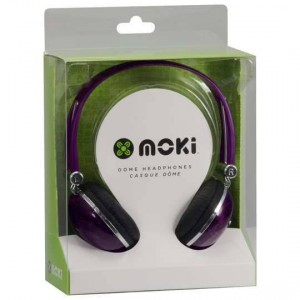 Moki Dome Headphones Voilet
