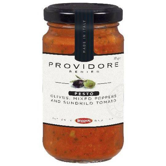 Leggos Providore Pepper & Olive Pesto