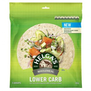Helgas Low Carb Wraps