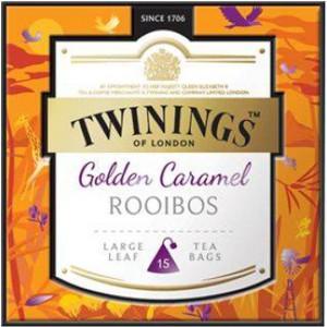 Twinings Golden Caramel Rooibos