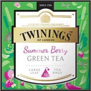 Twinings Summer Berry Green Tea