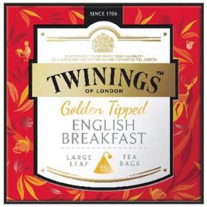 Twinings English Breakfast Tea Golden Tipped