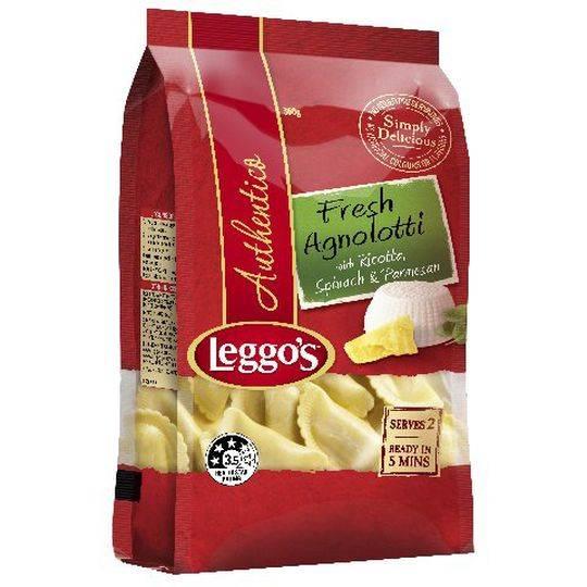 Leggos Agnolotti With Spinach Ricotta & Parmesan