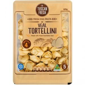Tuscan Fresh Veal Tortellini