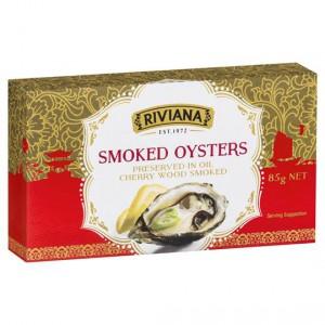 Riviana Smoked Oysters