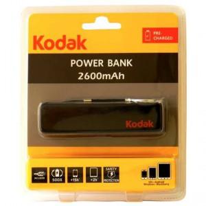 Kodak Powerbank 2600mah