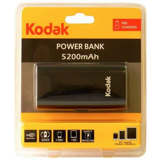 Kodak Powerbank 5200mah