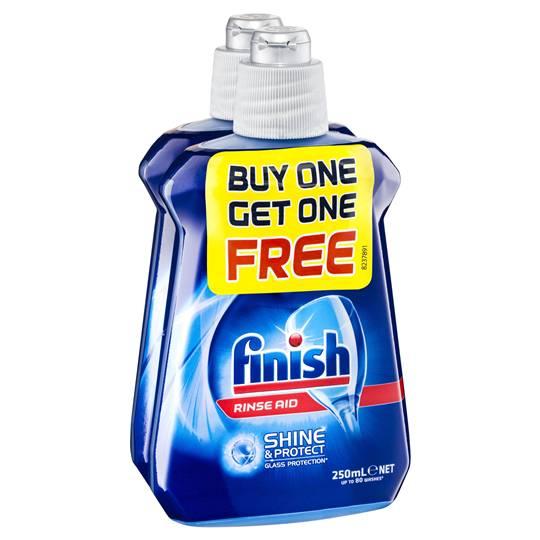 Finish Rinse Aid Bonus Pack