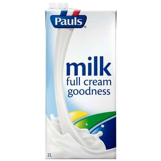 Pauls Longlife Milk Full Cream
