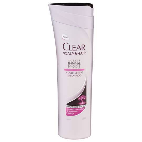 Clear Shampoo Ultra Nourish