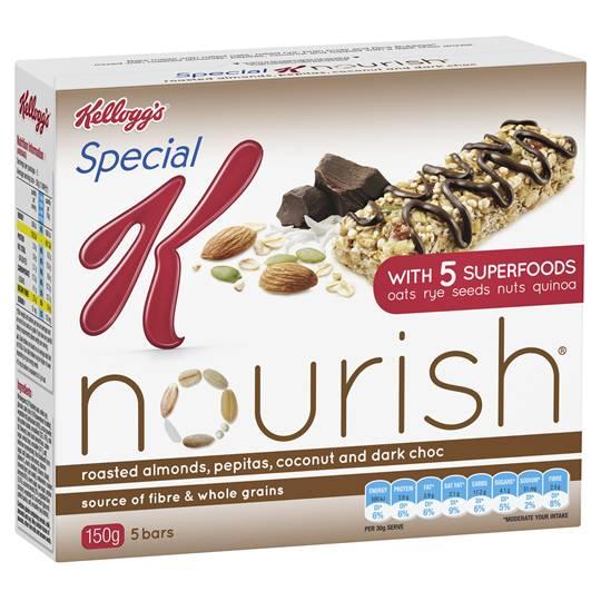 Kellogg's Special K Nourish Almond