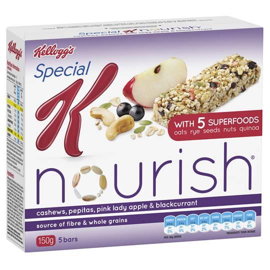 Kellogg's Special K Nourish Cashew