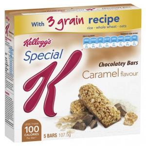 Kellogg's Special K Chocolate Bar Caramel