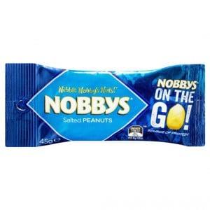 Nobby's On The Go Peanuts Salt