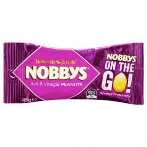 Nobby's On The Go Peanuts Salt & Vinegar