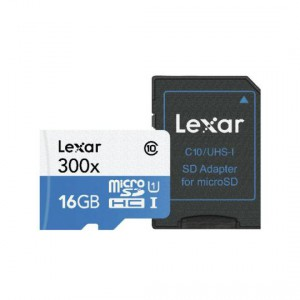 Lexar Micro Memory Card Sdm1 16gb