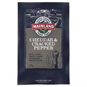 Mainland Cheddar Cracked Pepper