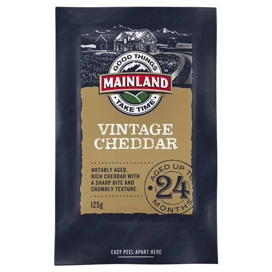 Mainland Cheddar Vintage