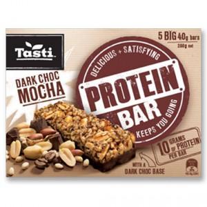 Tasti Protein Bar Dark Choc Mocha