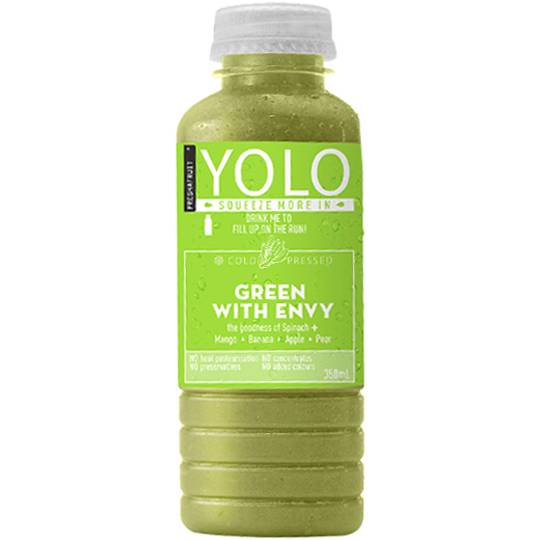Yolo Green With Envy