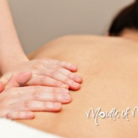 Improve your posture with massage
