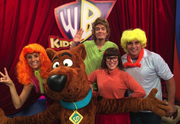 WIN 1 OF 5 Family Passes to see SCOOBY-DOO Live Show!