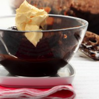Video: Super quick chocolate pudding with a hidden superfood