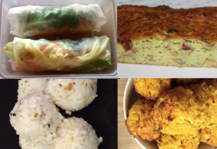 10 Kids Lunch Box Ideas That AREN'T Sandwiches