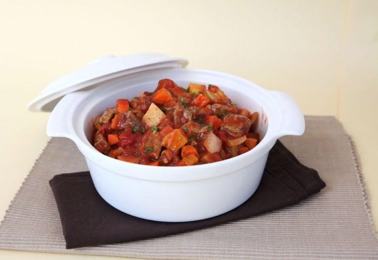 Winter Veal Stew
