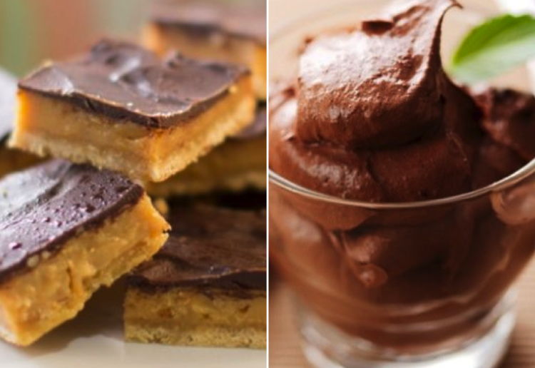 10 of our favourite CHOCOLATE recipes
