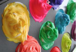 Pinterest bath paint