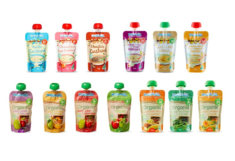 Mamia Baby Food Range Product Review