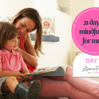 21 days of mindfulness - The tip of the iceberg - Day 17