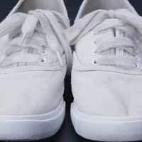 How to get your white shoes white again