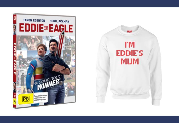 WIN Eddie The Eagle Family Movie Night Packs