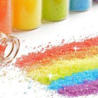 How to make homemade glitter!